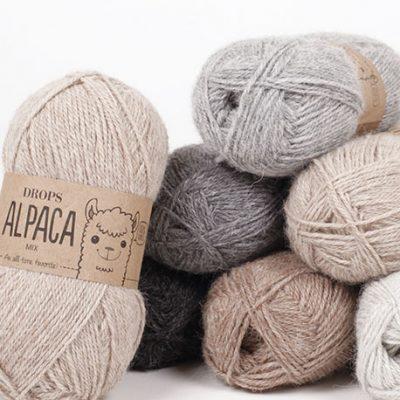 lana de alpaca ultrafina