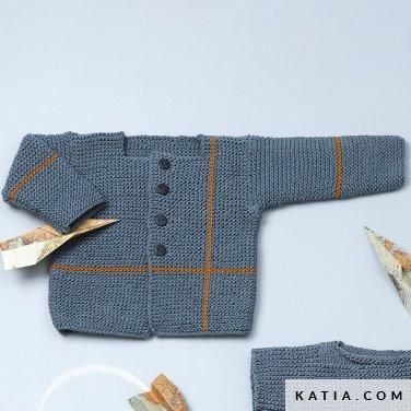 patron-tejer-punto-ganchillo-bebe-chaqueta-primavera-verano-katia-6120-24-p