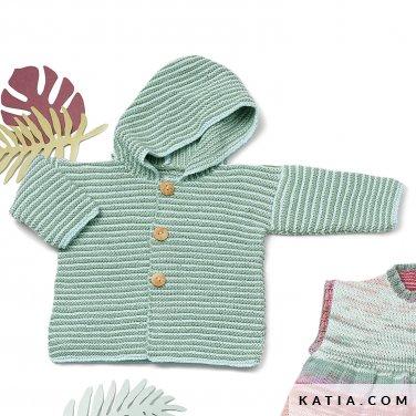 patron-tejer-punto-ganchillo-bebe-chaqueta-primavera-verano-katia-6120-40-p