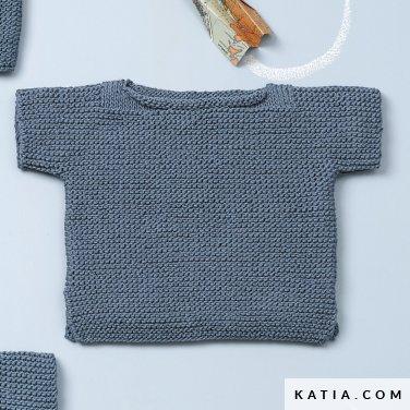 patron-tejer-punto-ganchillo-bebe-jersey-primavera-verano-katia-6120-25-p