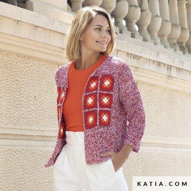 patron-tejer-punto-ganchillo-mujer-chaqueta-primavera-verano-katia-6122-4-p