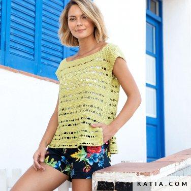 patron-tejer-punto-ganchillo-mujer-jersey-primavera-verano-katia-6122-57-p