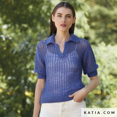 patron-tejer-punto-ganchillo-mujer-jersey-primavera-verano-katia-6123-1-p