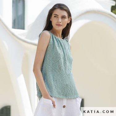 patron-tejer-punto-ganchillo-mujer-top-primavera-verano-katia-6123-8-p