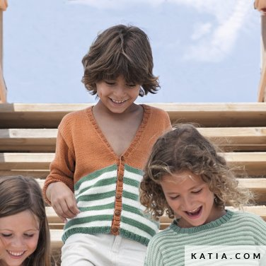 patron-tejer-punto-ganchillo-ninos-chaqueta-primavera-verano-katia-6121-26-p